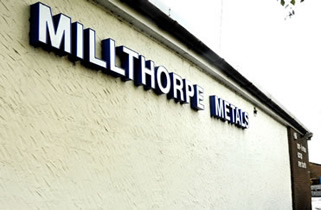 MILLTHORPE METALS RECYCLING